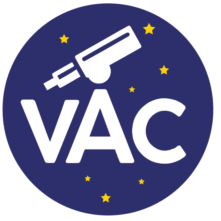 Virtual Astronomy Club Logo